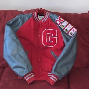 Vintage holloway varsity jacket